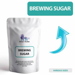 Royalty Blends (1kg Resealable Pouch) BREWING SUGAR for Beer & Wine Home Brew Kits Dextrose Mon