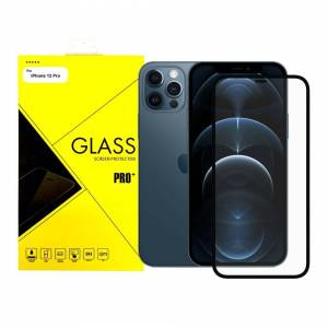 Apple Tempered Glass Full Coverage Screen Protector Apple iPhone 12 Pro 6.1 Inch