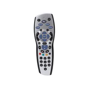 woishistore Sky+ HD Remote Control Silver Sky TV Remote Control