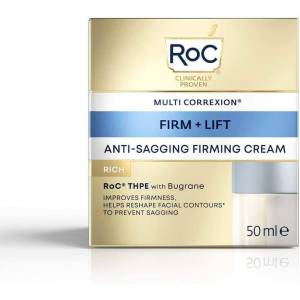 Unbranded RoC - Multi Correxion Anti-Sagging Firm + Lift Face Cream - Anti-Wrinkle and Age