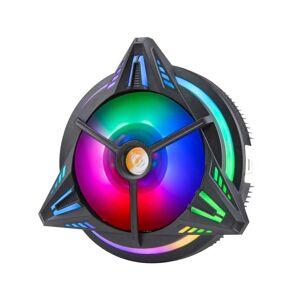 Unbranded For Intel LGA 1150/1151/1156/1155/775/AMD RGB LED Heatsink Silent CPU Cooler Fan