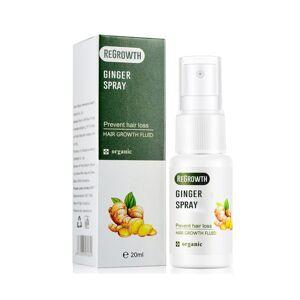 Slowmoose (Type) 20ML Hair REGROWTH GINGER SPRAY Oriental Oils Hair Nutrition / Hair Loss