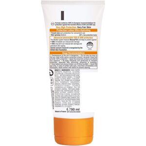 Garnier Ambre Solaire Ultra-Hydrating Shea Butter Sun Protection Cream SPF50+, H