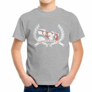 Cloud City 7 (Large, Heather Grey) Always Five Acting As One Battle Of The Planets Science Ni