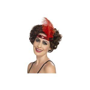 Unbranded Smiffy's 44663 Flapper Headband (one Size) -  headband flapper fancy dress 20s 1