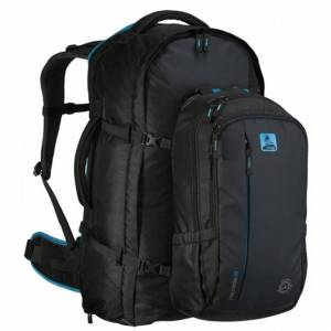 Vango Freedom II 60+20 Backpack (Carbide Grey/Volt Blue)