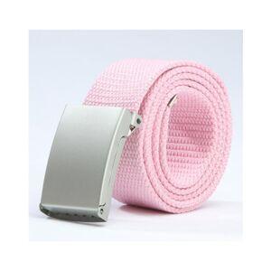 Slowmoose (Pink, 120CM) Mens Fashion New Unisex Trousers Canvas Belt