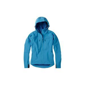 Madison (8, Caribbean Blue) Madison Zena Ladies / Women's Softshell Jacket