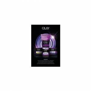 Olay Anti-Wrinkle Firm & Lift 4 Piece Skincare essentials Gift set includes Day
