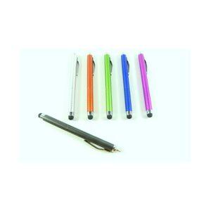 PartyErasers Unique Metalic Pink Colour 2 in 1 Touch Screen Pen/ Ballpoint Pen f
