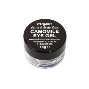 Elegance Natural Skin Care Camomile Eye Gel 15g