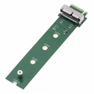 Unbranded Multibao 2013/14/15 MacBook Air Pro 12+16 Pins SSD to M.2 (NGFF) PCI-e Adapter C
