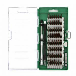 ACENIX® 60 in 1 Magnetic Screwdriver Set For iPhone Samsung Computers Tablets