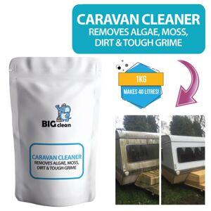 BIG Clean CARAVAN CLEANER Mould & Algae Remover Fenwicks Alternativ - 1KG MAKES 40 LITRES!