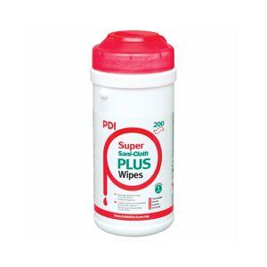 PDI Sani PDI Super Sani-Cloth Plus Wipes – Tub of 200