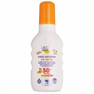 Lacura Lcura Kids Sun Spray Extra Sensitive SPF50+ Very High 200ml
