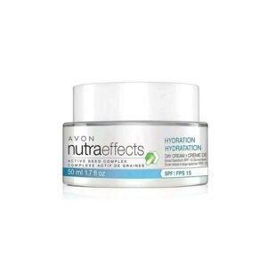 Avon NutraEffects Active Moisture Hydration Day Cream SPF15 50ml