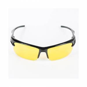 Unbranded (Clear, One Size) Professional Cycling Sunglasses