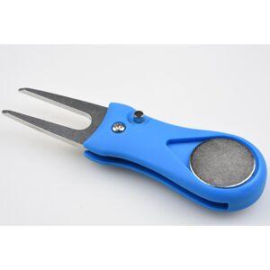 Unbranded (Blue) Golf Divot Tool Ball Marker, Golf Training Aids Golf Accessories