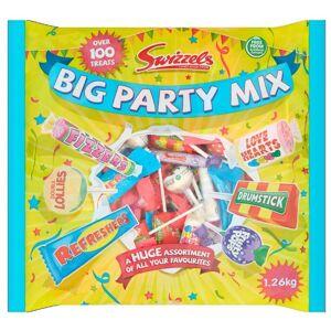 KidzBuzz Swizzels Big Party Mix, 1.26 kg