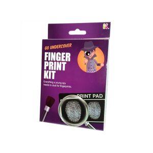 Keycraft Finger Print Kit Spy Gear Toy