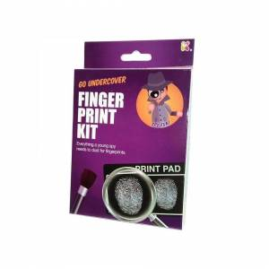 Keycraft Finger Print Kit Spy Gear Toy