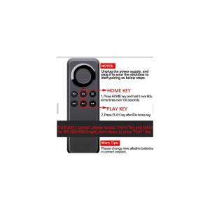 Amazon NEW Replacement Amazon Fire TV Stick Remote Control CV98LM Bluetooth