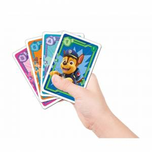 Cartamundi Paw Patrol Pairs and Old Maid Playing Cards, 1 Deck