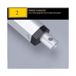 Slowmoose (500N 20mm per second/200mm stroke) Metal gear electric Linear actuator moving d