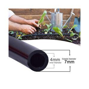 Slowmoose (20M) Watering Hose 4/7mm PVC Micro Drip Irrigation Tube Plants Flower Sprinkler