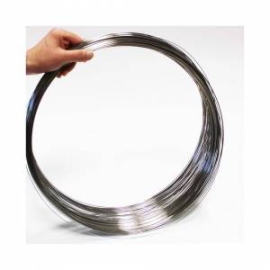 Slowmoose (0.9mm x 2m 1pc) stainless steel spring wire