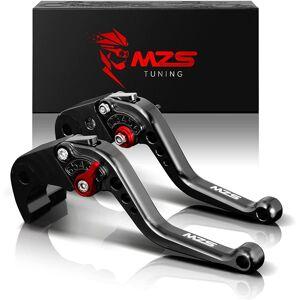 Unbranded MZS CNC Brake Clutch Levers Set Short Compatible GROM/MSX125 2014-20   CBR500R/C