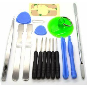 ACENIX 17 Pcs Repair Tool Kit Screwdriver Set for Apple iPod Video Classic 6th 7th Gen
