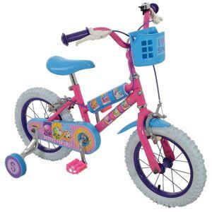 "MV Sports Shopkins Collectible 14"" Bike"
