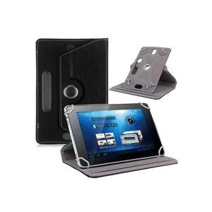 "Gadgets2Go1 (Black) Universal 8 INCH Folio Cover For Alba 8"" / Samsung / Lenovo / Amazon Fir"