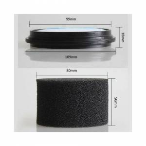 Unbranded Both Filter VAX BLADE 32V 24V Handheld Cordless Vacuum Cleaner TBT Series