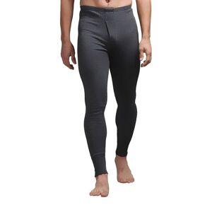 Heat Holders (Medium, Charcoal) Heat Holders - Mens Cotton Thermal Underwear Bottoms Long Joh