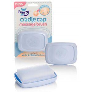 Pourty Cradle Cap Brush