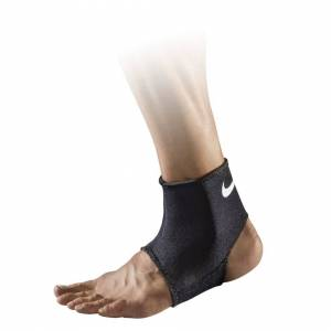 Nike (M, Black) Nike Pro Combat Ankle Sleeve 2.0