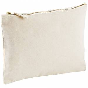Westford Mill (S, Natural) Westford Mill Canvas Accessory Case (Pack of 2)