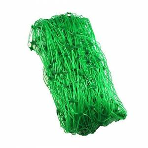 Slowmoose (1.7x6m) Garden Fence Green Nylon Mesh Net - Vegetable Plant Trellis Netting Sup