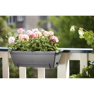 Elho barcelona allin1 50cm planter - white