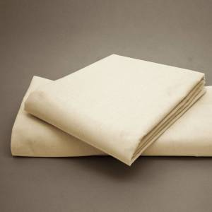 Unbranded (Cream, Super King) Plain Polycotton Base Valance Bed Sheets ALL Sizes