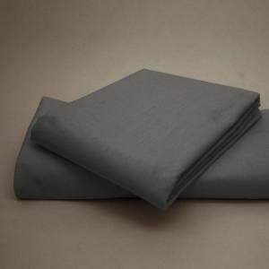 Unbranded (Grey, Super King) Plain Polycotton Base Valance Bed Sheets ALL Sizes