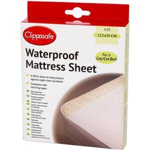 Clippasafe (Cot) Clippasafe Waterproof Mattress Sheet