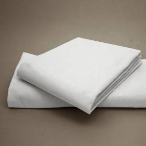 Unbranded (White, Super King) Plain Polycotton Base Valance Bed Sheets ALL Sizes