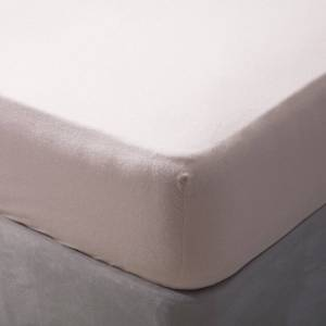Belledorm (Double, Powder Pink) Belledorm Brushed Cotton Extra Deep Fitted Sheet