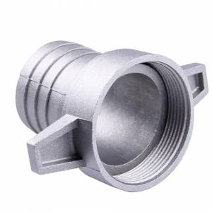 Slowmoose (As Seen on Image) Gasoline water pumps fittings, 2 Inch aluminum pipe connectin