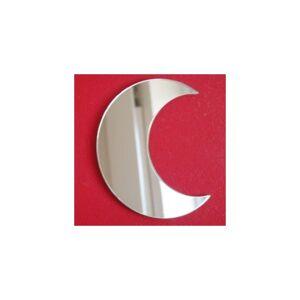 Super Cool Creations Moon Mirror -12cm x 10cm
