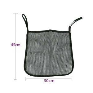 Unbranded Baby Stroller Back Net Bag Pram Pushchair Buggy Hanging Organizer Storage Pouch